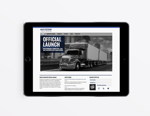 Navistar Truck Leasing